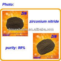 zirconium nitride powder ZrN powder,CAS No.:25658-42-8,H.S.Code 28499090
