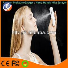 Nano Handy Facial Humidifier Spray,Rechargeable Model,Nano Moisture Spray