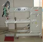 Pneumatic hot air PVC sealing heat press plastic pipe welding machine factory