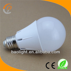 2014 Best Seller Eco-friendly Shenzhen Factory Accept Paypal Plastic E27 LED Bulb Made in China