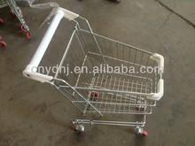 Zinc Plated Supermarket Children Trolley Cart Case for Sale Manufacturer