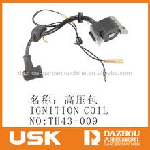 Remplacer: 70z th43/48 débroussailleuse( 43cc/48cc) pièce de rechange bobine d'allumage