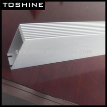 Sandblast Aluminum Shell for Auto Spare Parts From Manufacturer