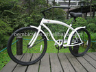 2014 26'' new style beach cruiser bicycles for men /fashionable men's cruiser bikes