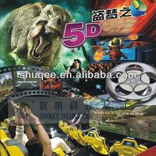 Imagic and exciting simulator cinema 5D ride 5D movie theater 4D simulator seat wholesale