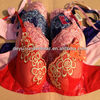 0.47USD Hot Newest Style Fashional Ladies Embroidery Cheap Bra Models/ Sexy Bra ( kczd167)