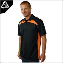 Bulk dry fit polo with high quality European fashional short sleeve men's polo shirt