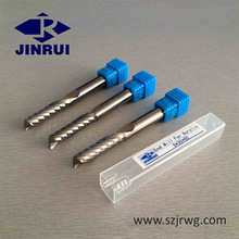 Carbide End Mill Cutting Tools,Single Flute End Mill,Solid Cutting End Mill(JR111)