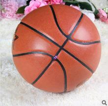 shiny PVC basketball size 7