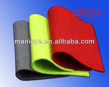 Manufacturer 100% Industry Felt,Colored,1-10mm