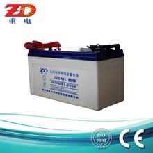 OEM ODM Sealed AGM valve regulated lead acid battery 12v