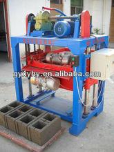 2014 Hongying QMJ4-35B bake free brick making machine