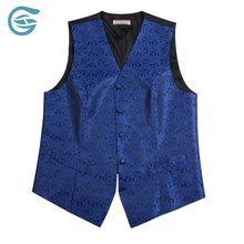 Cheap Blue Ladies Office Formal Wear For Women Apperal Waistcoat