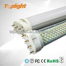 542mm High Brightness 2G11 LED 4pin PL Lamp Bulb 22W