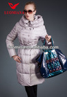 2014 Hot sale brand new design shiny long classic high quality fashion chinese canada womens clothing