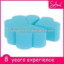 Sofeel flowder shaped beauty blending sponge