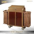 Gz c-021 max la habitación del hotel carros de servicio, de utilidad carro de servicio, con la cerradura