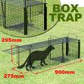 Alta qualidade animal selvagem armadilha da cor preta para prejudicial animal captura