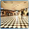 Exhibition interlocking dance flooring