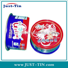 740 120g DR round two piece metal tin printing