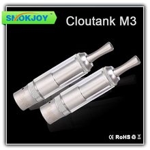 DHL shipping new style replaceable coil head dry herb atomizer cigar electronic dry herb atomizer CLOUTANK M3