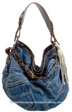 japan wholesale 2014 hot selling cute jean denim sling bags for women