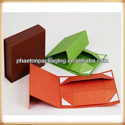 custom foldabel box &Paper board foldabel box (Save shipping fee) &color foldabel box Save cost