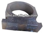 OEM cast bearing block for cement mill spare part