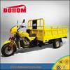High side golden motor engine trike chopper