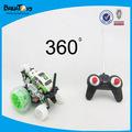 Caliente rc car juguetes para niños de los niños con luz y 360 degree rotación