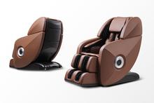 a buon mercato e vibrazioni riscaldata giada rullo reclinabile sedia di massaggio shiatsu regolabile in altezza