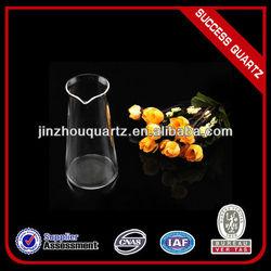 Different volume Quartz transparent cylinder