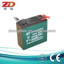 sealed lead acid battery 12v 20ah