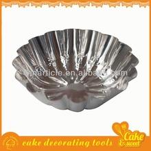 Competitive price aluminum foil cup cake cases