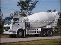 2014 nuevo estilo Sinotruk 6 x 4 conocrete mezclador 336hp 371 hp venta con buena calidad
