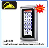 IP68 Keypad RFID Door Access Control System