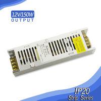 12v 150w ac/dc power supply portable 220v battery power supply