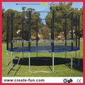 2014 vendita calda createfun fabbrica gs trampolino con la recinzione 5ft-16ft ingrosso