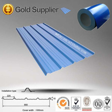 18 gauge corrugated steel roofing sheet low price building materials