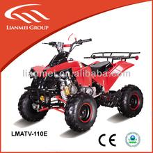 raptor 110cc atv for adults 110cc atv quad with CE with EPA