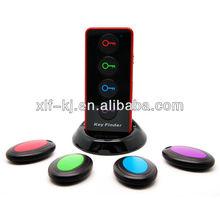 Wireless electronic remote key finder