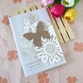 بطاقة زفاف صنع في الصين وكوريا وافراح الطابعة بطاقة بطاقة دعوة/ قوانغتشو تصميم بطاقة الزفاف
