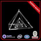 High quality quartz healing pyramids for sound therapy
