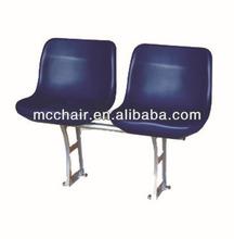 gym chair sports fixed seating stadium chair VIP foldable stadium seats