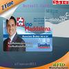 plastic cards & transparent plastic business card printing