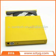 ECD002-DW Brand New USB 2.0 Laptop External Optical Drive, USB Slim Portable External DVDRW DVD ROM Writer