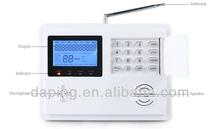 99 wireless zone,Quad band 850/ 900/1800/1900M security,sms alert home alarm wireless gsm