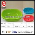 taizhou 2014 fulong diferente tamaño rectangular de plástico cuenca