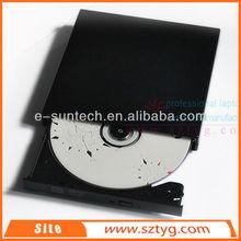 ECD002-DW Hot Sale Product Tray-load USB 2.0 Laptop External DVDRW Drive USB External DVD ROM Writer
