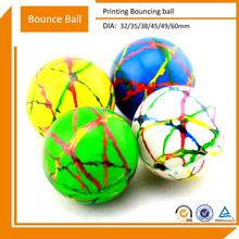 2014 Cheap 60mm Rubber Bouncing Balls